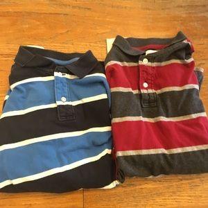✨Urban Pipeline Rugby Stripes 2 Boys Polo Shirts